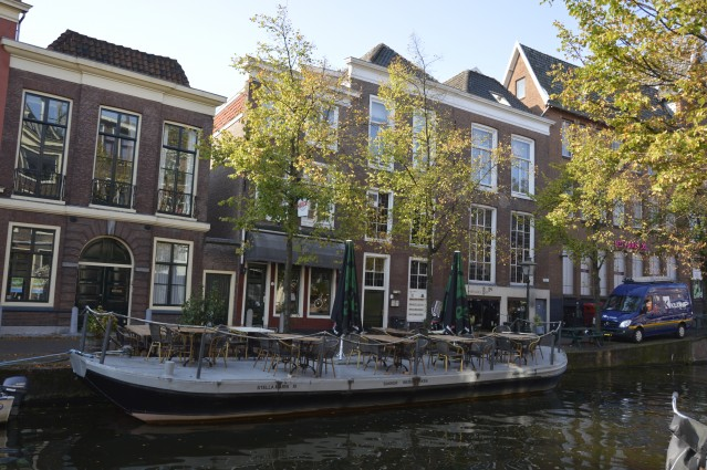 Turn Key Horecabedrijf in centrum van Leiden