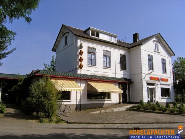 Groot restaurant met dito terras en veel mogelijkhden te huur in Velp