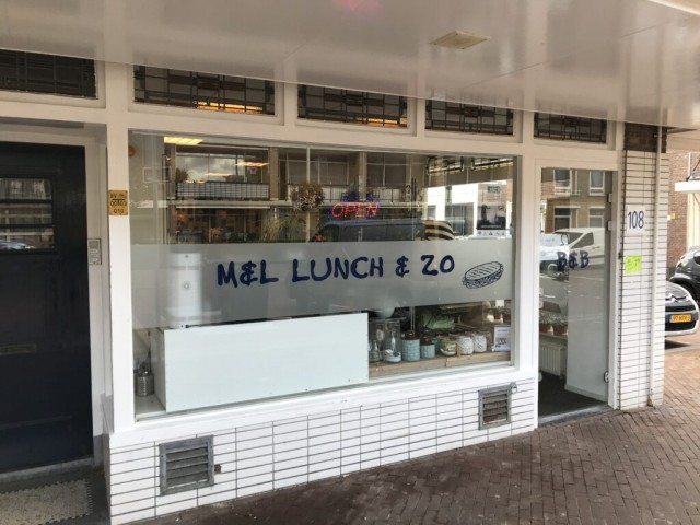 Te koop M&L lunch & ZO