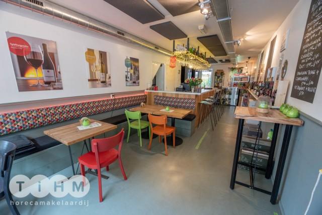 Wijn bar op Deliplein in Rotterdam - Tihm horecamakelaardij