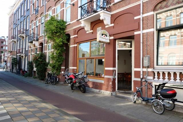 ID2181 Restaurant met authentieke houtoven gelegen in Amsterdam-Oost