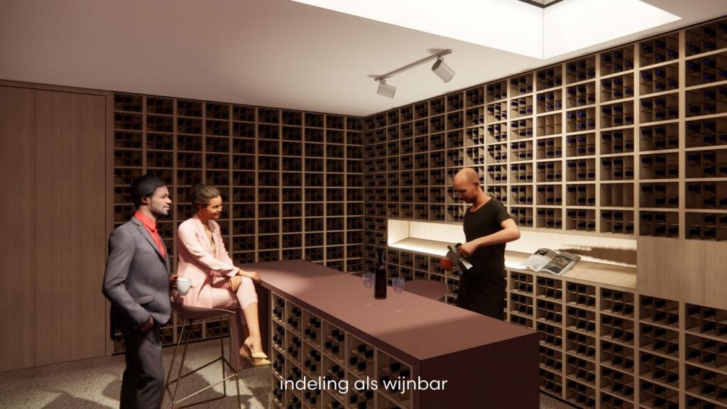 Horecaruimte - Horecamakelaardij Knook en Verbaas - 8 - indeling als wijnbar.jpg