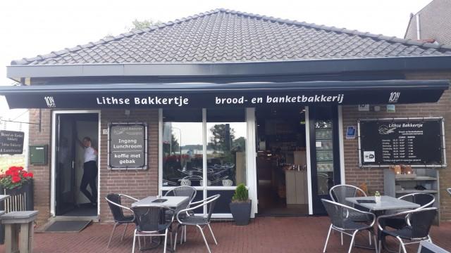 Lunchroom & Banketbakkerij Lithse Bakkertje te Lith