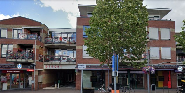 ID2204 Twee casco horeca-units in het centrum van Hoofddorp