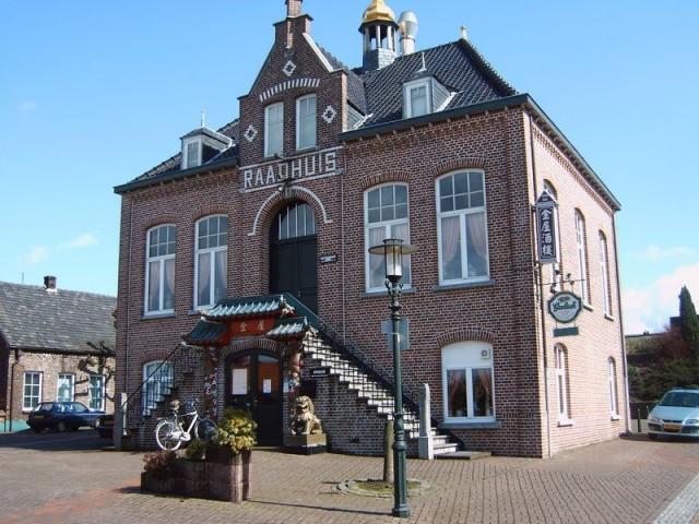 Restaurant 't Raadhuis te Belfeld (gemeente Venlo)