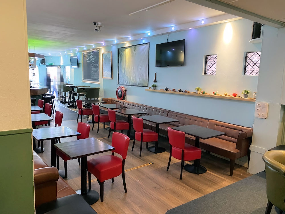 Lisboa Bar - Cervejaria e Petiscos - Hoogstraat 170 - Schiedam - Horecamakelaardij Knook en Verbaas - 9.jpg