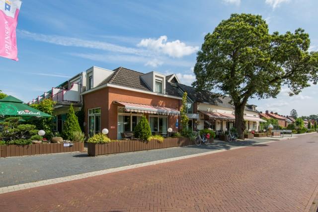 Te koop: de bedrijfsexploitatie van Hotel Café Restaurant Prinsen te Haarlo