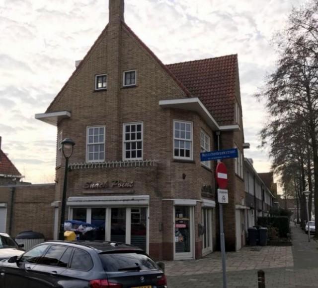 Cafetaria op een hoeklocatie te koop in Eindhoven