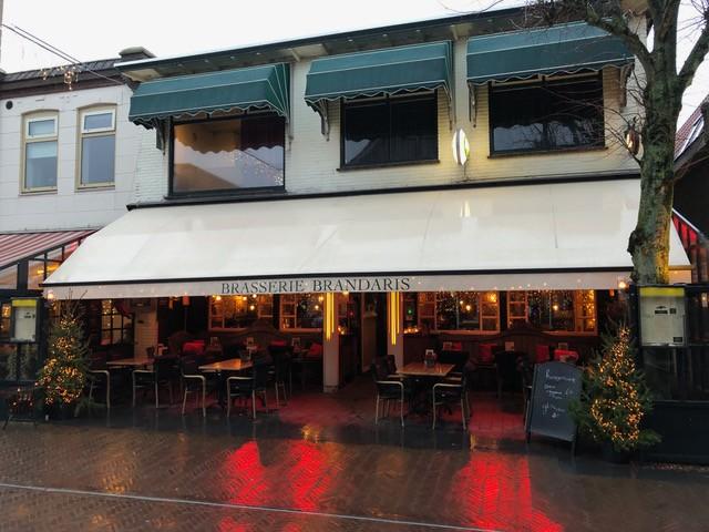 Brasserie De Brandaris, een pracht van een restaurant op West Terschelling