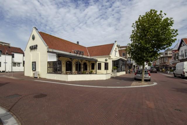 ID2228 Casco horecazaak met ruim terras middenin het centrum van Zandvoort