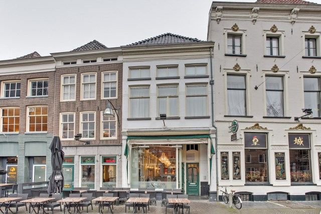 Bar en bistro in het centrum van Zwolle