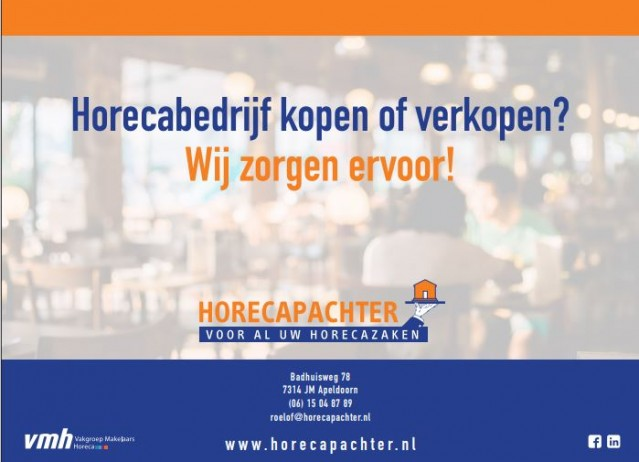 GEZOCHT Horecalocatie in of rond het centrum van Enschede