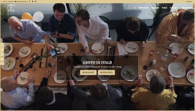 website italiaans restaurant gusto Di Italb Den Haag horeca webservice.jpg