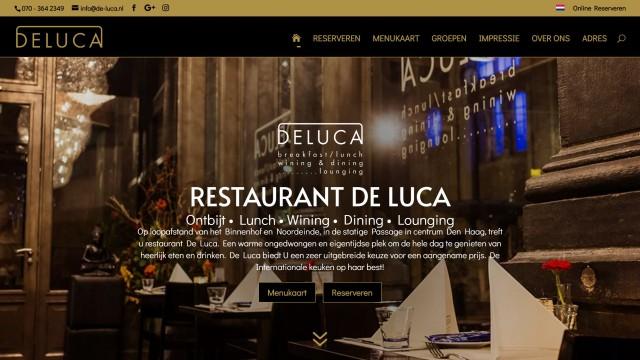website restaurant de luca in den haag horeca webservice.jpg