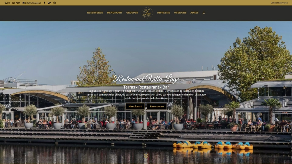 website restaurant villa lago leidschendame horeca webservice.jpg