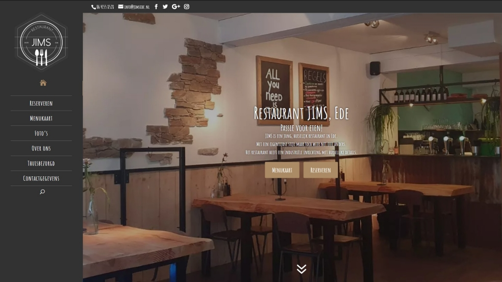 website restaurant jims ede horeca webservice.jpg