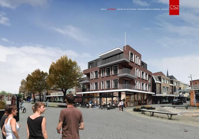 Nieuwbouw lokatie, horecalokatie centrum Aalst