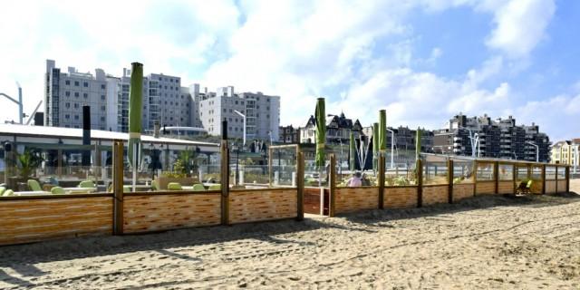 Ter overname strandpaviljoen Scheveningen