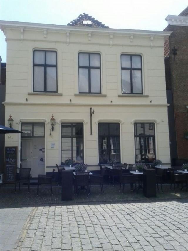 Sfeervol - ingericht Restaurant - Eetcafé