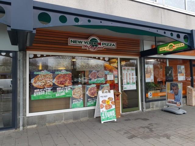 NY Pizza Rotterdam Hoogvliet