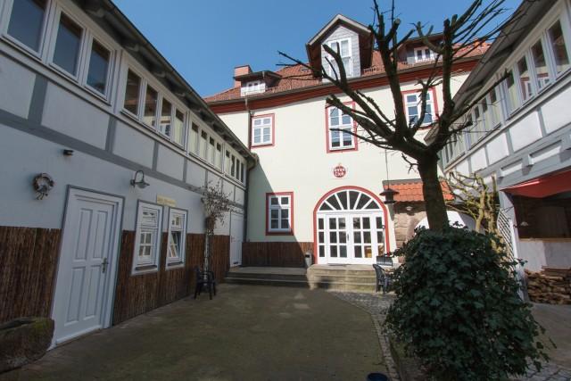 Hotel/Pension met restaurant te koop in Hildburghausen (Duitsland)