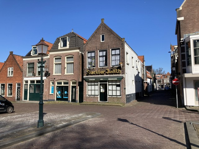 Belegging : Karakteristiek bedrijfspand in Centrum Hoorn