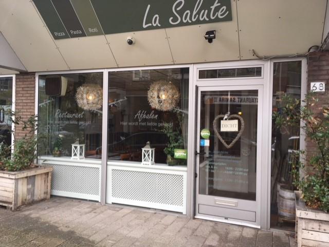Italiaans Specialiteiten restaurant La Salute