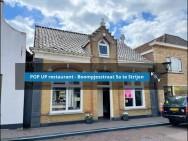 POP UP Restaurant - Boompjesstraat 5a te Strijen - Horecamakelaardij Knook & Verbaas