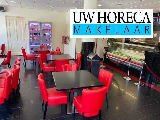Cafetaria winkelcentrum Enschede €299.000
