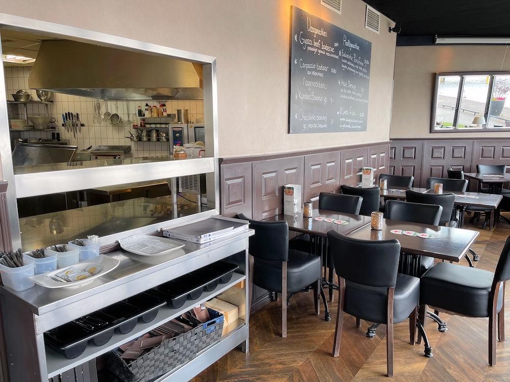 Restaurant - Kaandorp - Oostkade 119 - Rotterdam - Horecamakelaardij Knook en Verbaas - 8.jpg