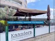 Restaurant - Kaandorp - Oostkade 119 te Rotterdam - Horecamakelaardij Knook & Verbaas