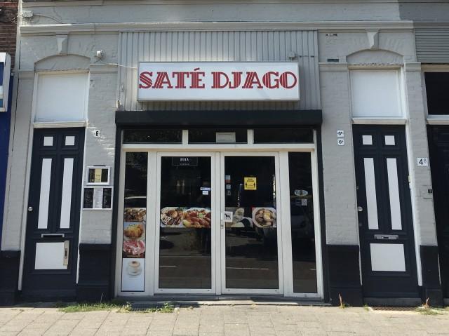 Ter overname aangeboden Indonesisch (afhaal- en bezorg) Restaurant Saté Djago te Breda.