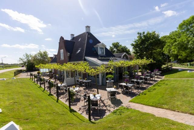 Te koop; het vastgoed en de exploitatie van restaurant 't Anker te Kolhorn!