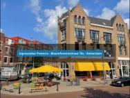 Espressobar Pretoria - Bloemfonteinstraat 78c - Rotterdam - Horecamakelaardij Knook & Verbaas