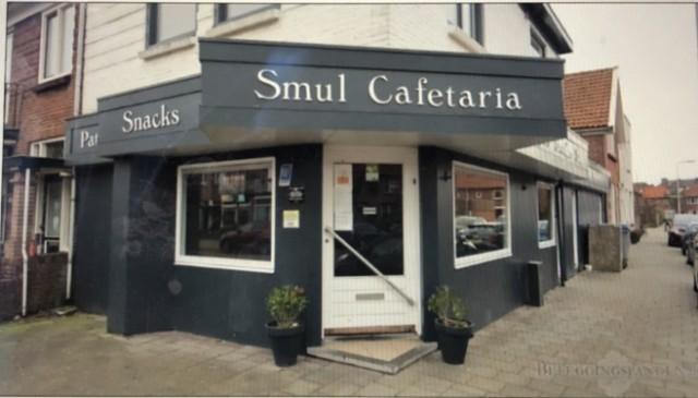 Cafetaria de Smul in IJmuiden