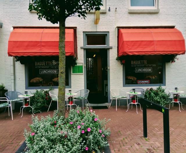 Lunchroom centrale locatie Eindhoven
